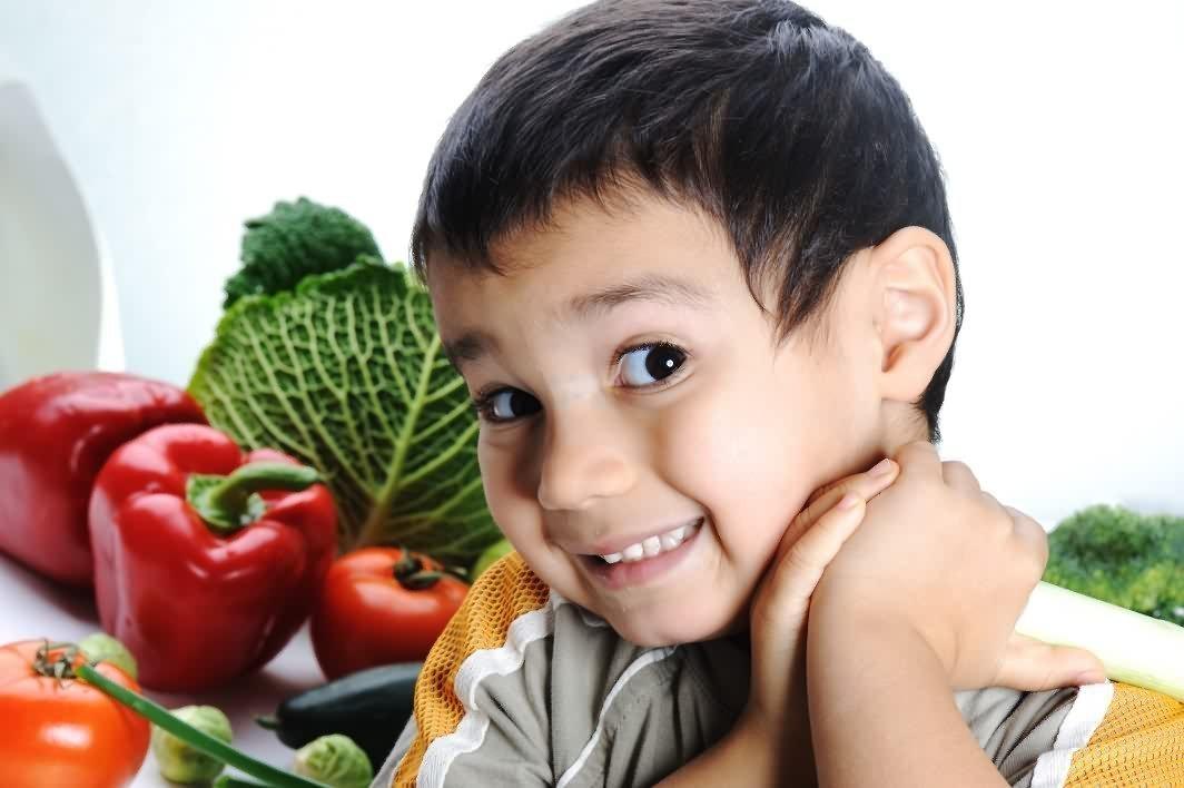 Vos enfants boudent les fruits et les légumes