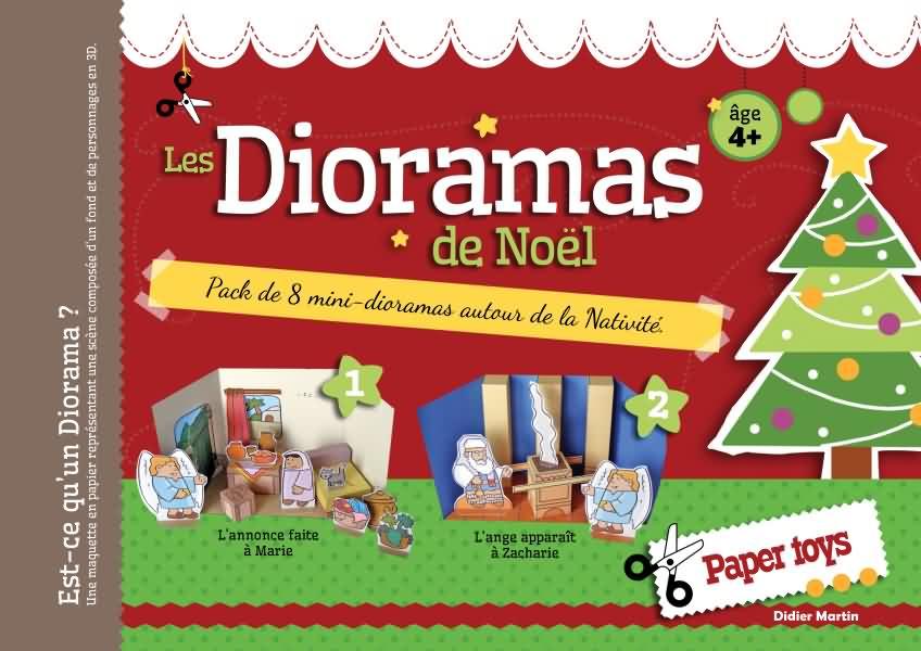 Diorama Noel